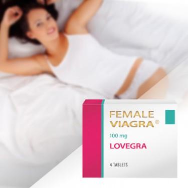 Lovegra – Viagra für die Frau
